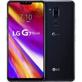 LG G7 THINQ G710 64GB NEGRO - MUY BUEN ESTADO