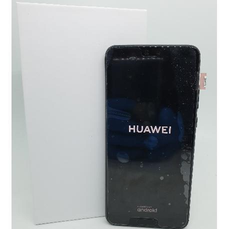 HUAWEI P20 128GB NEGRO - MUY BUEN ESTADO