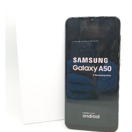 """SAMSUNG A50 128GB 4GB 6.4"""" NEGRO - MUY BUEN ESTADO"""