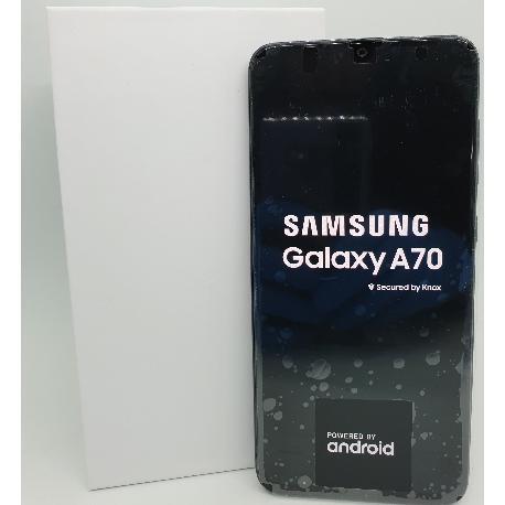 SAMSUNG GALAXY A70 128GB 6GB NEGRO - MUY BUEN ESTADO