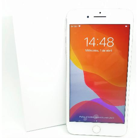 IPHONE 8 PLUS 64GB BLANCO/PLATA - MUY BUEN ESTADO