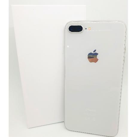 IPHONE 8 PLUS 64GB BLANCO/PLATA - MUY BUEN ESTADO