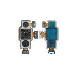 FLEX CAMARA TRASERA 64+12+5MP SAMSUNG GALAXY A71