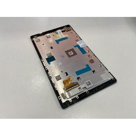 PANTALLA LCD DISPLAY + TACTIL CON MARCO ORIGINAL PARA ASUS ZENPAD Z170C P012 P01Y 3G  NEGRA - RECUPERADA