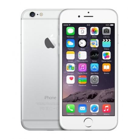 IPHONE 6 16GB BLANCO PLATA - USADO