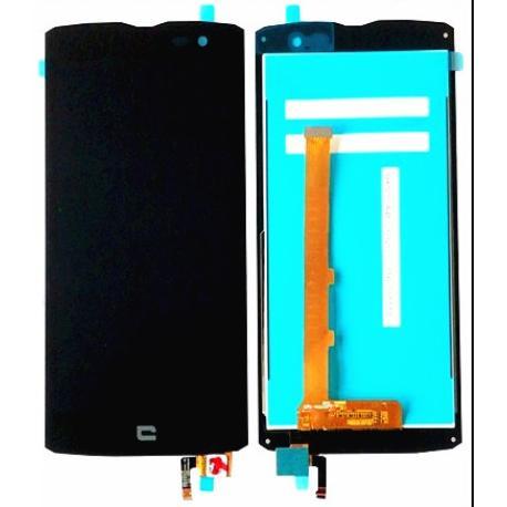 PANTALLA LCD Y TACTIL PARA CROSSCALL CORE X3 - NEGRA