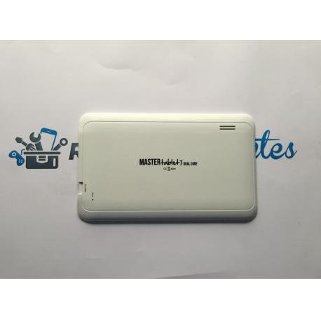 Repuesto Carcasa Trasera Master Tablet 7 Dual Core - Recuperada