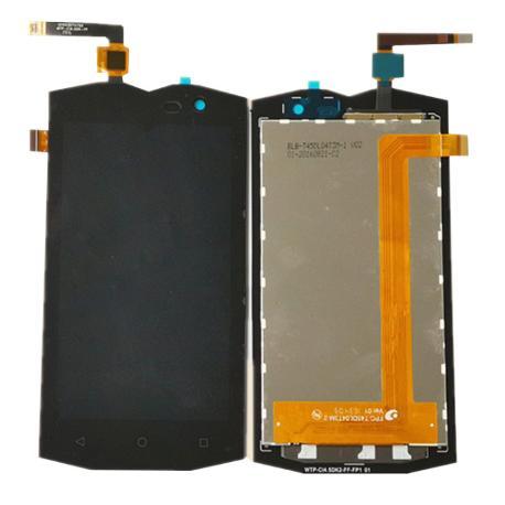 PANTALLA LCD Y TACTIL PARA CROSSCALL TREKKER M1 - NEGRA