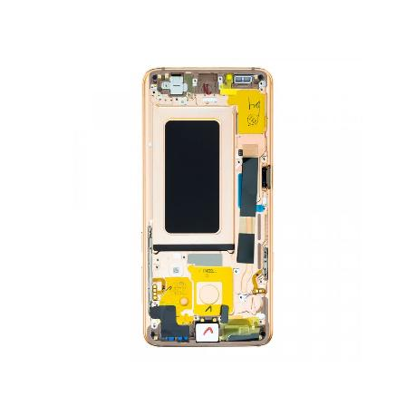 Pantalla Completa ORIGINAL para Samsung S9 Plus - Oro