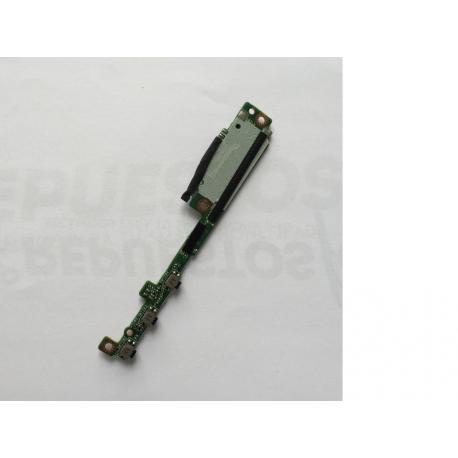 Repuesto Flex Botones Volumen + Botón Encendido para Asus TF101