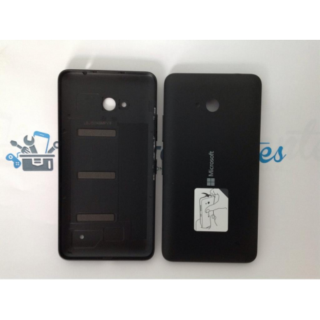 Carcasa Tapa Trasera de Bateria Original para Nokia Lumia 640 , 640 DS - Negra