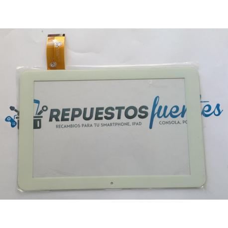 Repuesto Pantalla Tactil Tablet China Szenio 2010 10.1 Pulgadas - Blanca