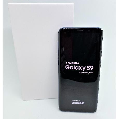 SAMSUNG GALAXY S9 64GB G960F AZUL - MUY BUEN ESTADO