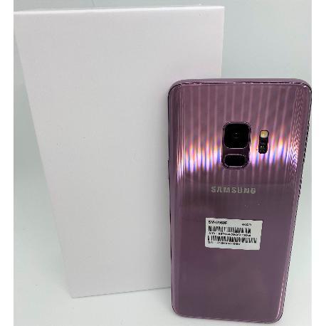 * TELEFONO MOVIL REACONDICIONADO SAMSUNG GALAXY S9 64GB G960F VIOLETA - MUY BUEN ESTADO