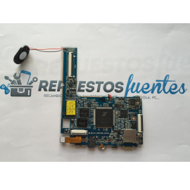 Placa Base para Denver Tad70112 Black - Recuperada