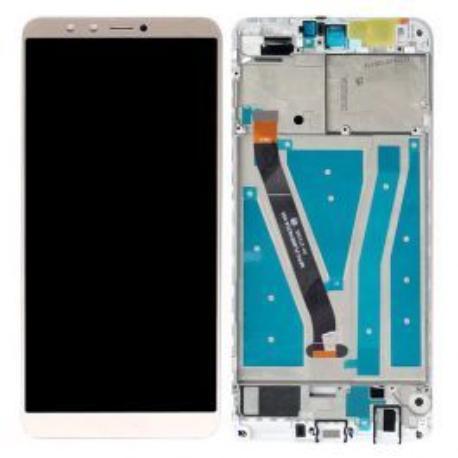 PANTALLA LCD Y TACTIL PARA HUAWEI Y9 2018 - ORO