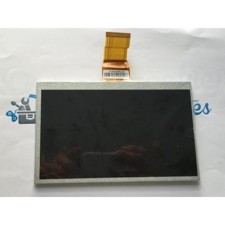 Pantalla LCD para Denver Tad-70112 Black - Recuperada