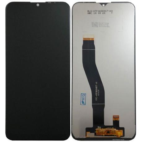 PANTALLA LCD + TACTIL PARA WIKO VIEW 4 - NEGRA