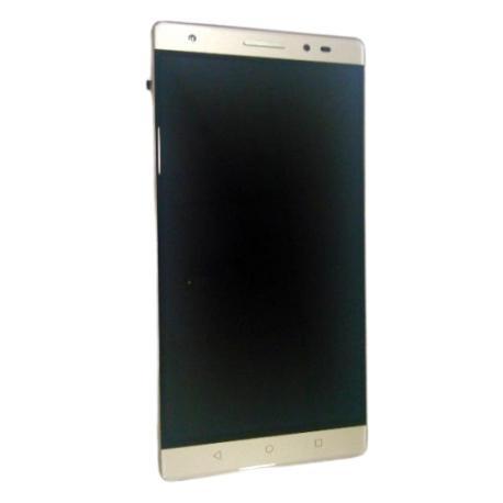 PANTALLA LCD + TACTIL PARA LENOVO PHAB 2 PLUS 670N - NEGRA