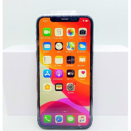 IPHONE X 64GB  NEGRO - USADO