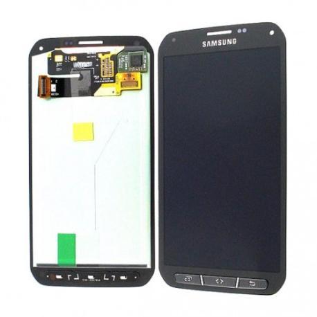 PANTALLA LCD Y TACTIL ORIGINAL PARA SAMSUNG S5 ACTIVE SM-G870 - GRIS