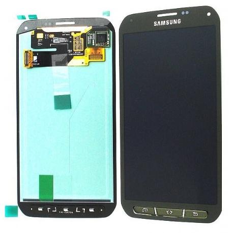 PANTALLA LCD Y TACTIL ORIGINAL PARA SAMSUNG S5 ACTIVE SM-G870 - VERDE