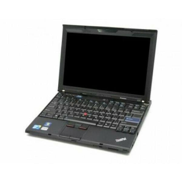 PORTATIL LENOVO X201  I3-330M 4GB  250GB 15.6 - BUEN ESTADO