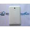 Carcasa Tapa Trasera para Asus MemoPad HD 7 K00B ME173X (Recuperada) - Blanca