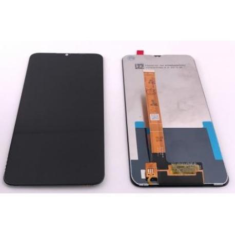 PANTALLA LCD Y TACTIL PARA REALME C3 - NEGRA