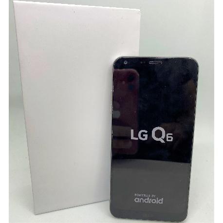 LG Q6 M700N 4G 32GB 3GB PLATINO - BUEN ESTADO
