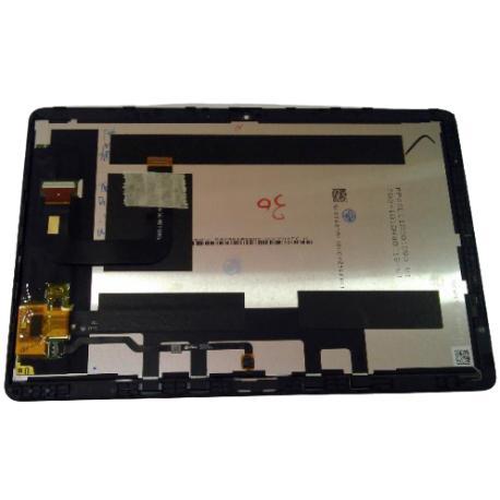 PANTALLA LCD Y TACTIL CON MARCO PARA HUAWEI MEDIAPAD M5 LITE 10 - NEGRA