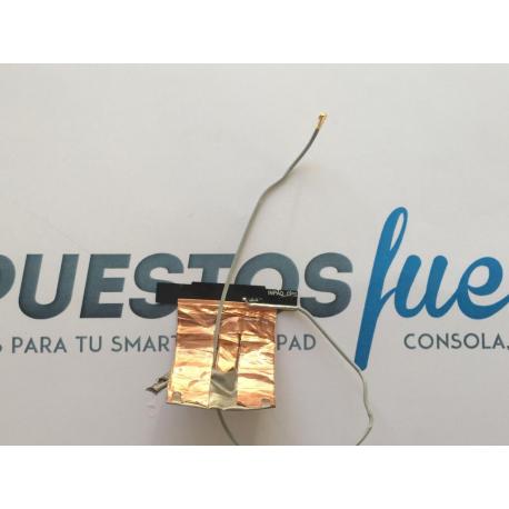 Antena GPS para Asus Memo Pad ME180A ME180 K00L Negra - Recuperada