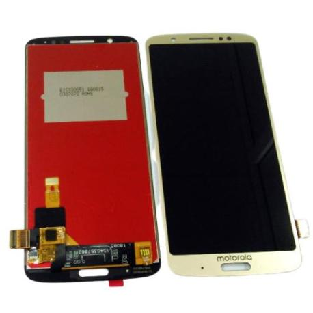 PANTALLA LCD DISPLAY + TACTIL PARA MOTOROLA MOTO G6 PLUS - ORO