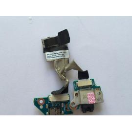 Modulo Flex de Carga + Jack de Audio para Acer Iconia TAB A1-810, A1-811 - Recuperado