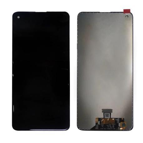 PANTALLA LCD Y TACTIL PARA SAMSUNG GALAXY A21 - NEGRA