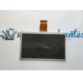 """Pantalla LCD para INGO MONSTER HIGH PREMIUM 7"""" MHU007D, Ingo INU007D, Ingo Advance - Recuperada"""