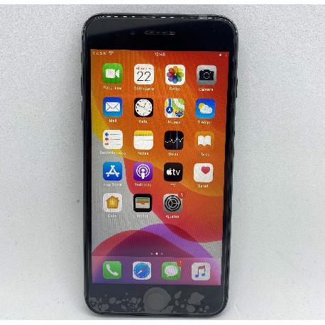 IPHONE 8 PLUS 64GB NEGRO - USADO + FUNDAS DE REGALO