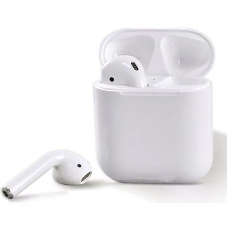 AURICULARES INALÁMBRICOS BLUETOOTH IOS, ANDROID  - WTS I12 BLANCO