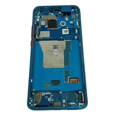 PANTALLA LCD + TACTIL CON MARCO AZUL PARA POCOPHONE F2 PRO / REDMI K30 PRO