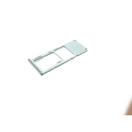 BANDEJA SINGLE SIM Y SD PARA SAMSUNG SM-A715 GALAXY A71 - AZUL
