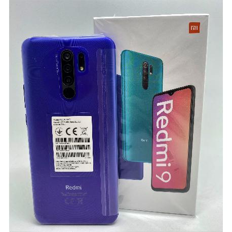 XIAOMI REDMI 9 64GB/4GB PURPLE - NUEVO A ESTRENAR