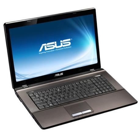 PORTATIL ASUS K73B AMD E-350 4GB  320GB 17.3 - BUEN ESTADO