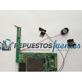 Placa Base para Sunstech Tab107 de 10.1 Pulgadas - Recuperada