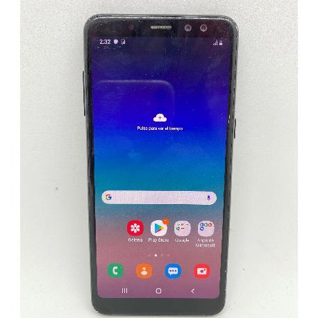 SAMSUNG GALAXY A8 2018 A530F 32GB NEGRO - USADO