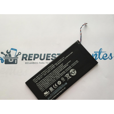 Bateria para Acer Iconia One 7 B1-730 HD / MLP2964137(1/CP3/65/138) - Recuperada