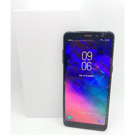 SAMSUNG GALAXY A8 2018 32GB NEGRO - BUEN ESTADO
