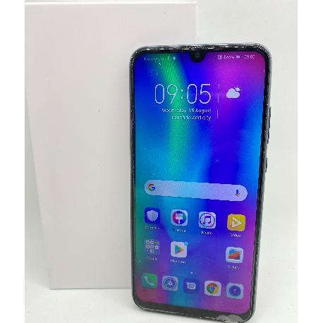 HUAWEI HONOR 10 LITE DUAL SIM NEGRO  64GB 3GB  (HRY-LX1) -  BUEN ESTADO