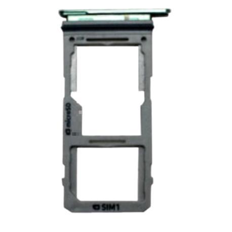 BANDEJA SIM + SD PARA SAMSUNG S10, S10 PLUS - VERDE