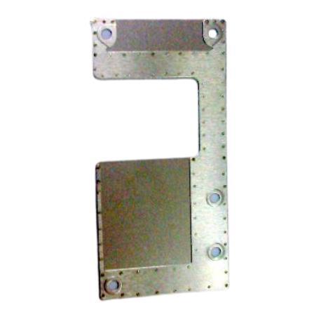 MODULO METALICO DE SUJECCION FLEX LCD PARA IPHONE 11