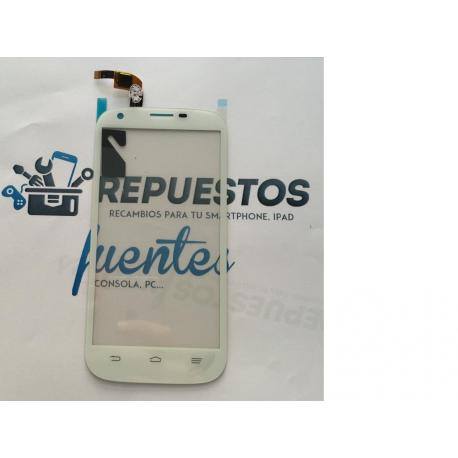 Pantalla Tactil para ZTE Q Maxi Orange Reyo - Blanco